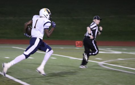 Our Homecoming Football Victory: Darbrey Johnson
