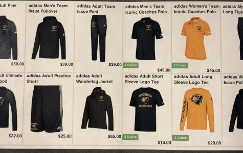 Northfield High School Adidas Apparel Available for Limited Time!