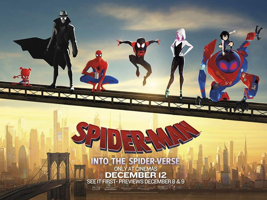 <i>Spider-Man: Into the Spider-Verse</i> <br>Movie Review