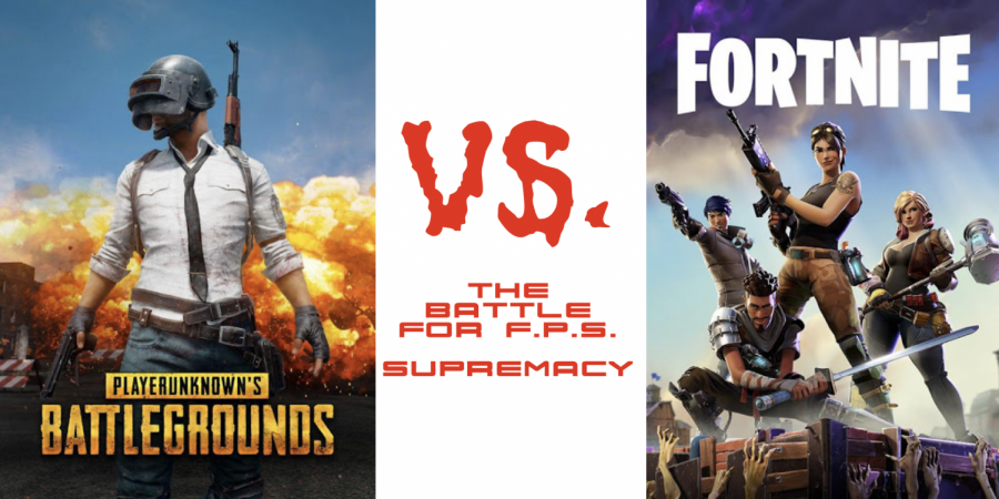 PUBG Vs. Fortnite: A Battle Royale of the Best Battle Royale Games