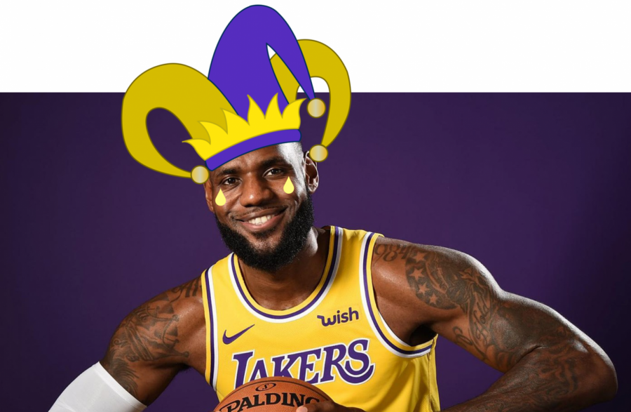 """The """"King"""" Dethroned: LeBron James and the Lakers Fail to Make the Playoffs"""
