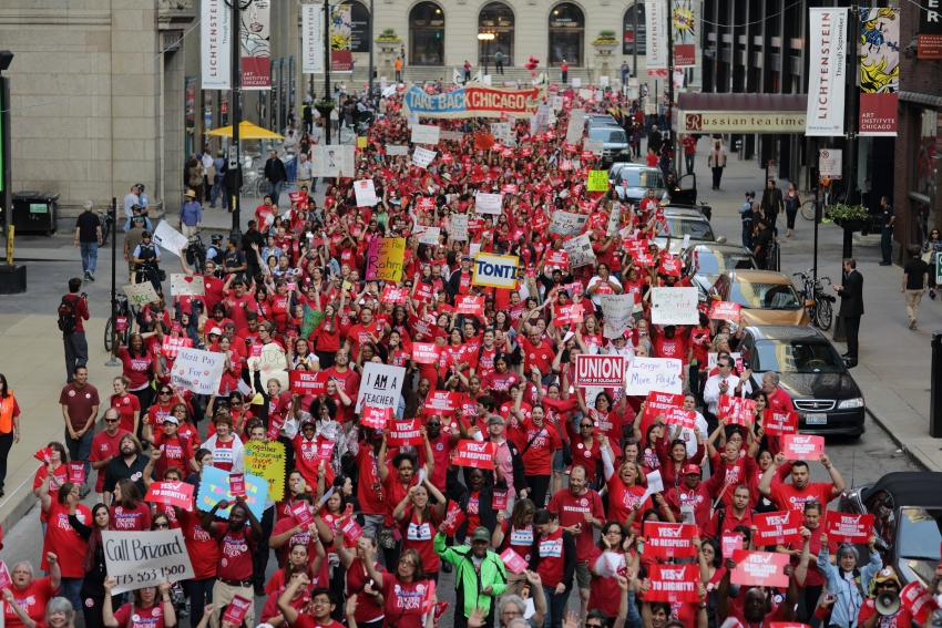 Chicago+Teacher+Strike
