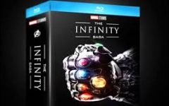 Marvel's Infinity Saga Box Set